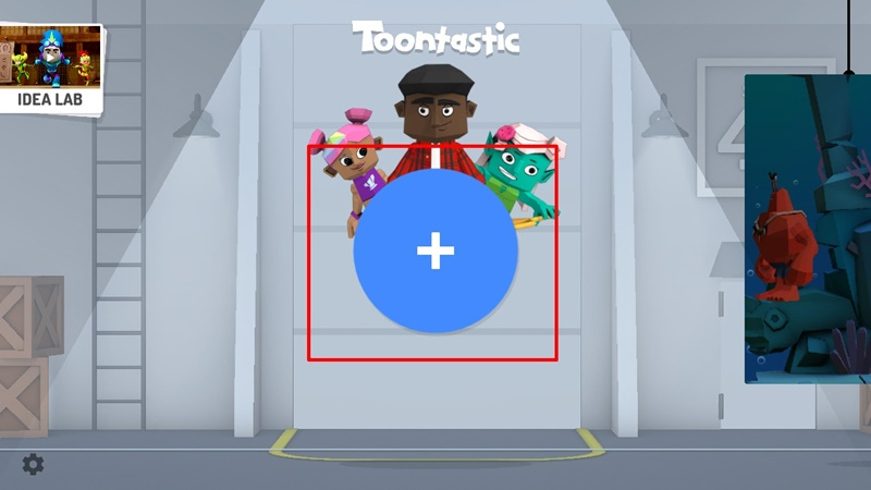 Toontastic 3D Android App