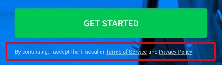 how truecaller app works