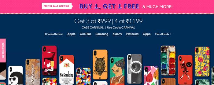 buy fancy mobile covers online