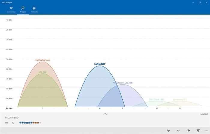wifi analyzer for windows