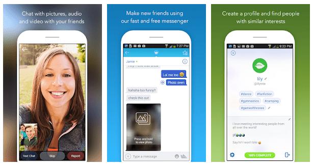 chatous chatting app