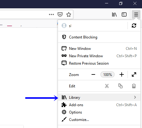 restore recently closed tabs