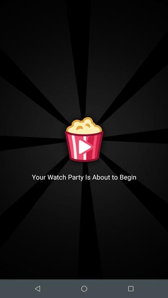 facebook watch party screen
