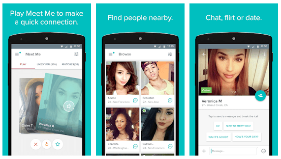 anonymous chat apps for android