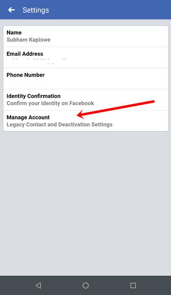 Deactivate Messenger 1