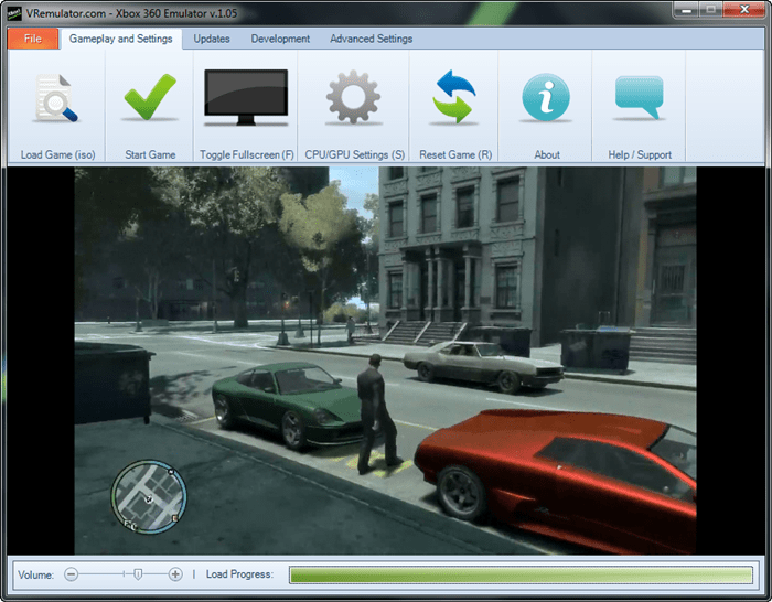 vr xbox 360 Xbox One Emulator