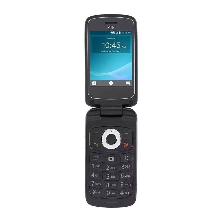 ZTE Cymbal Z-320 Flip Phone