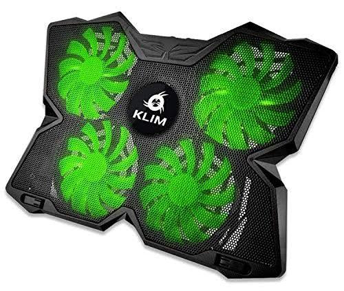 KLIM Wind Laptop Cooling Pad (4 Fans)