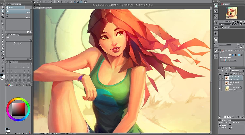 Clip Studio Paint procreate alternatives