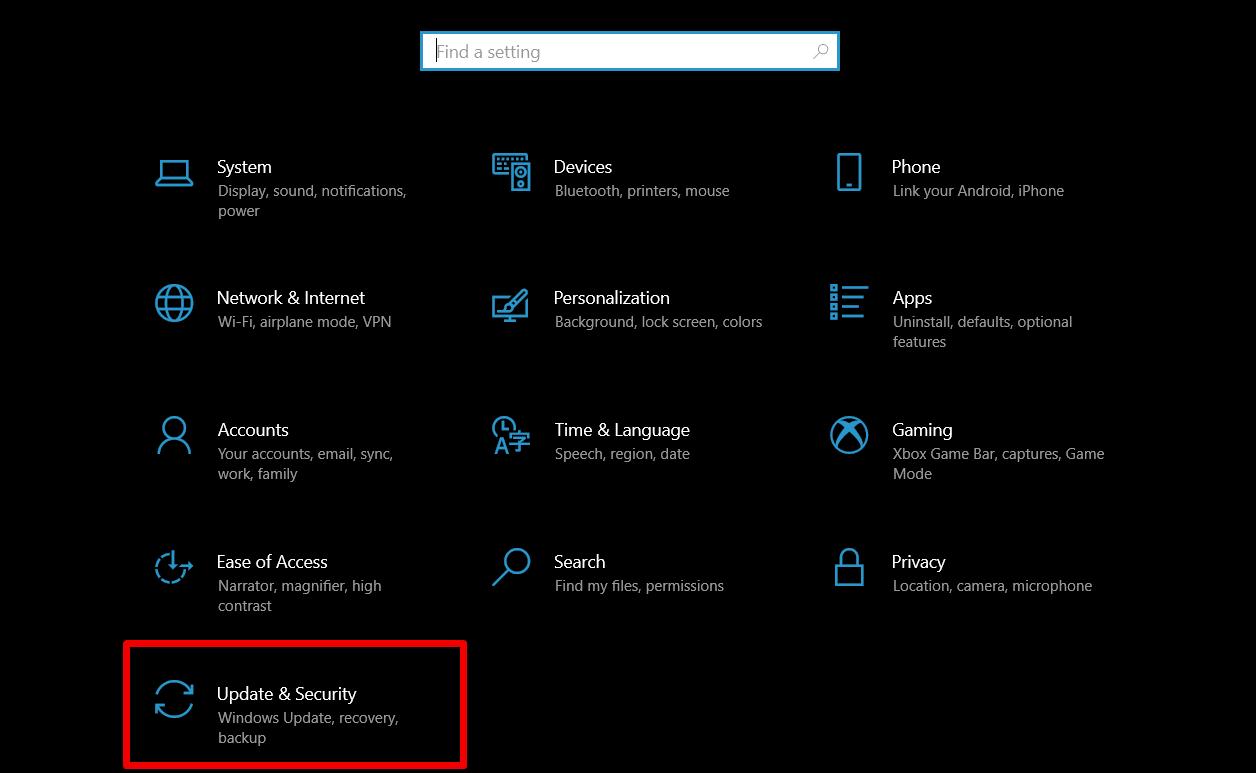 reset windows pc ss 2